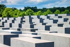 浩劫纪念品在柏林 库存图片
