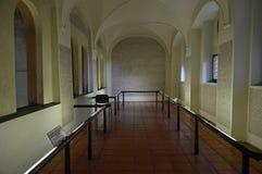 浩劫纪念品,Pinkas犹太教堂,布拉格,捷克 库存照片