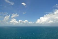 浩大的海洋 库存图片