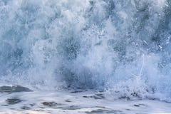 浪涌 免版税图库摄影