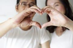 浪漫夫妇 免版税图库摄影