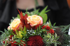 浪漫婚姻夫妇婚礼标志爱37 图库摄影
