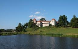 浪漫的城堡 免版税图库摄影