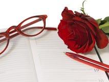 浪漫的日期 图库摄影