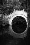 浪漫的桥梁 库存照片