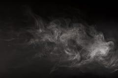 浮动烟 库存图片