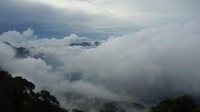浮动的云彩 影视素材