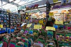 浮动花市场在阿姆斯特丹 库存照片