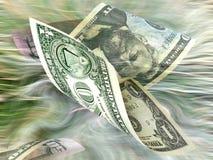 浮动贷款 免版税图库摄影