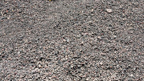 以浮石磨擦Etna火山火山口倾斜表面  免版税库存照片