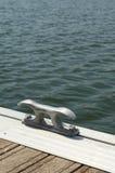 浮船坞 库存照片