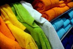 浴巾 免版税图库摄影