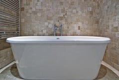 浴盆 图库摄影