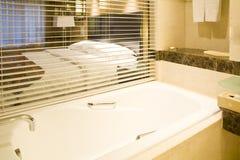 浴空间 库存照片