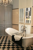 浴空间 图库摄影