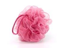 浴粉红色吹 库存图片