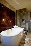 浴缸 免版税库存图片