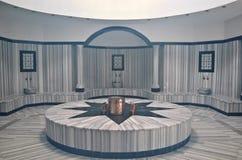 浴hamam旅馆s温泉蒸汽土耳其 库存照片