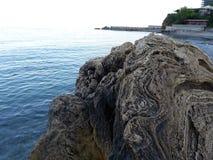 海、岩石&海滨 免版税库存照片