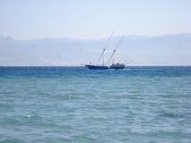 海上的假期 库存图片