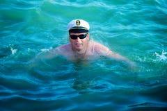 海上的夏天冒险 库存图片