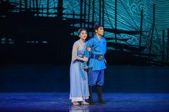 """海丝绸Road†一个增长的舞蹈戏曲""""The梦想的儿子  免版税库存图片"""