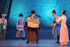"""从海丝绸Road†皇家法院舞蹈戏曲""""The梦想的命令  免版税库存图片"""