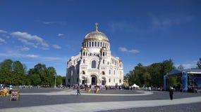 海军大教堂 库存图片
