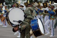 海军学校 库存照片