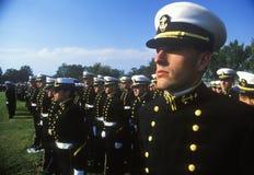 海军官校学生 免版税图库摄影