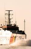 海军小船 库存照片
