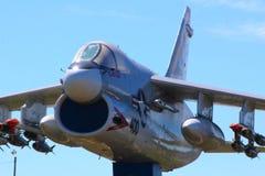 海军平面VA-304 图库摄影