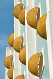 海军的医院,布宜诺斯艾利斯Argentinien 免版税库存图片