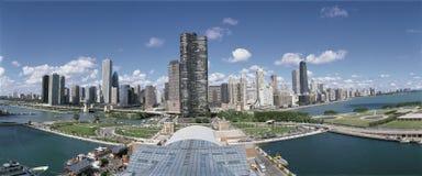 海军码头 免版税图库摄影