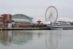 海军码头 库存照片
