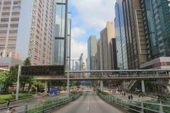 海军部,中央香港2014年10月1日 库存图片