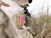 海军陆战队员我们 免版税库存图片