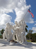 海军陆战队员 免版税库存图片