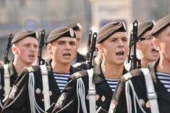 海军 免版税图库摄影