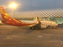 ???? de Hainan Airlines fotos de stock