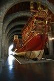 海博物馆在巴塞罗那,卡塔龙尼亚,西班牙 免版税图库摄影