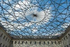 海博物馆的天窗在阿姆斯特丹 库存照片