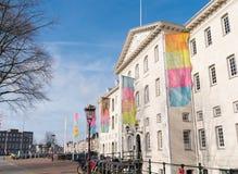 海博物馆阿姆斯特丹 免版税库存图片