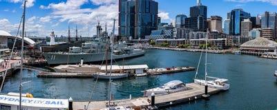 海博物馆,悉尼澳大利亚 免版税库存图片