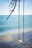 海和安静 免版税库存图片