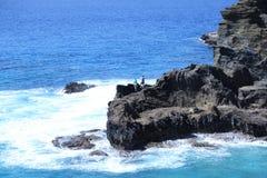 海和梦想 免版税库存图片