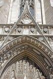 海因茨教堂峰顶 库存图片