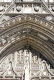 海因茨教堂曲拱 图库摄影