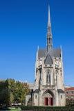 海因茨教堂 免版税图库摄影