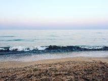 海在乌克兰 库存照片